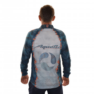 Джерси Аquatic Дж-01 (размер L, логотип: щука)