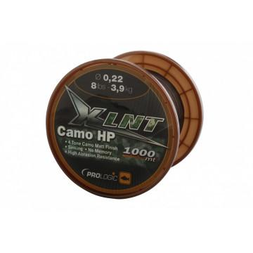 Леска камуфлированная PROLogic XLNT HP 1000m 0.30mm 6.6kg 14lbs Camo