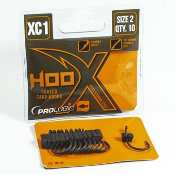 Крючки PROLogic Hoox XC1 Size 1 - 10шт