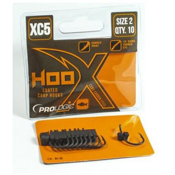 Крючки PROLogic Hoox XC5 Size 2 - 10шт