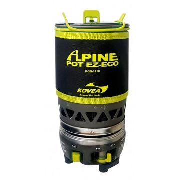 Газовая горелка Kovea Alpine Pot EZ-ECO KGB-1410